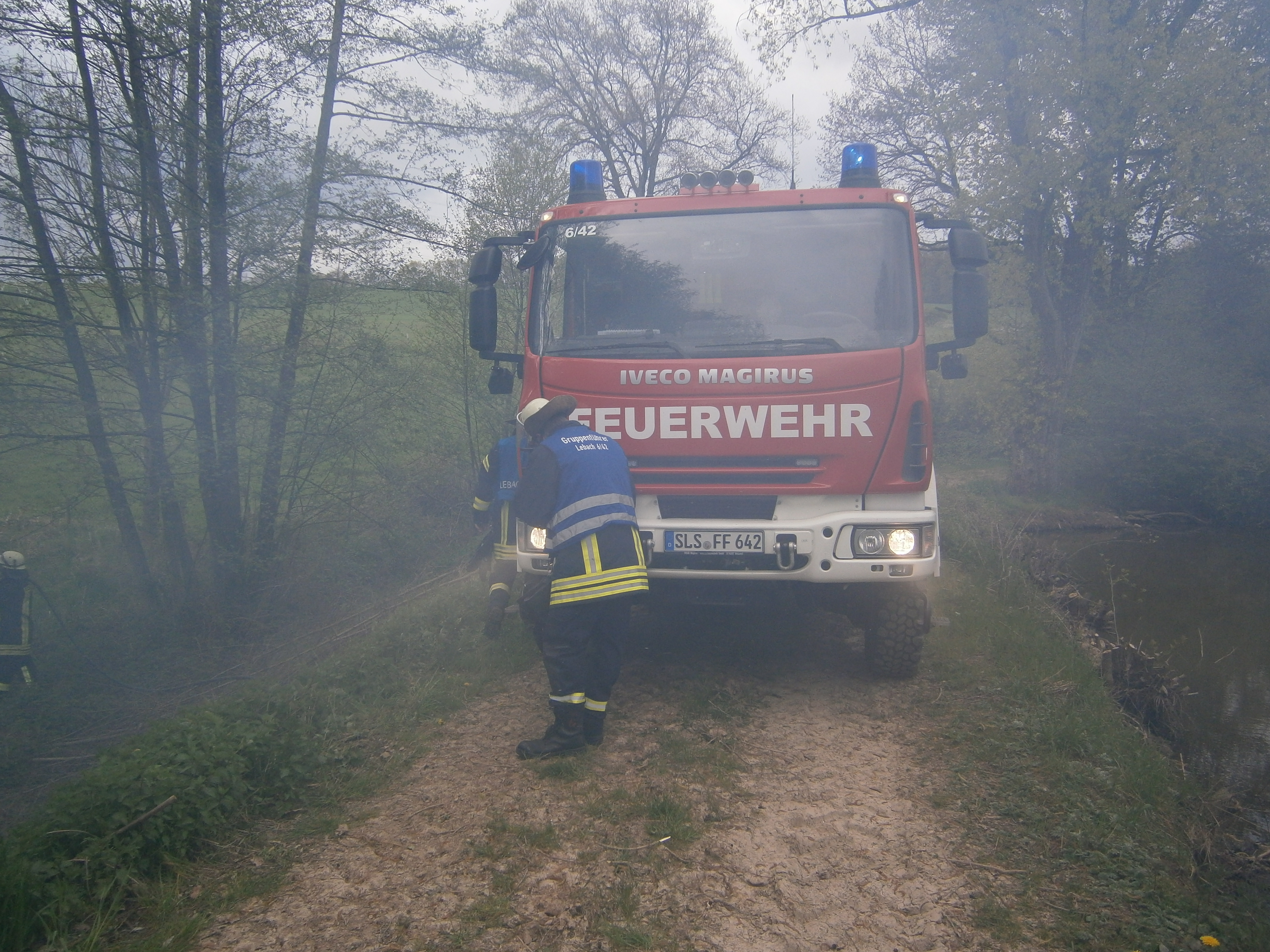 Brand 2 vom 28.04.2017  |  Feuerwehr Gresaubach (2017)
